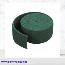 Rolo Esfregão verde 6mts