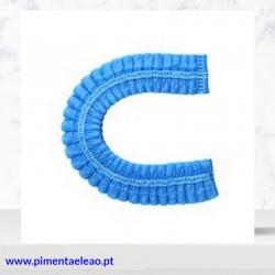 Touca Circular Azul clip