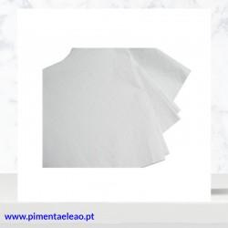 Toalha mesa papel 80x80cm