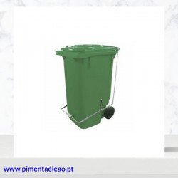 Contentor ABS verde