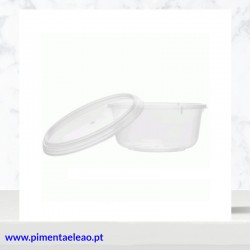 Taça plástica sobremesa...