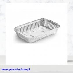 Forma Alumínio L1393 c/ tampa